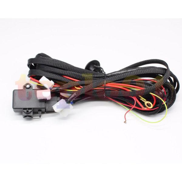 Комплект проводки для обогрева сидений автомобиля